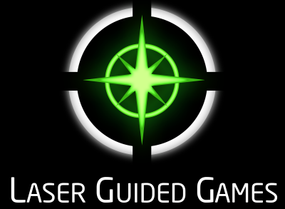 Laser Guided Games